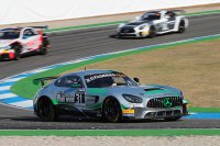 Gilles Magnus - Selleslagh Racing Team Mercedes AMG GT4