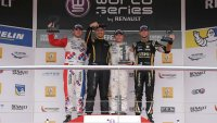 Podium race 2 Jerez