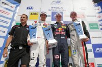 Podium race 1 Imola