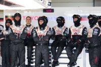 Teamleden van Toyota Gazoo Racing
