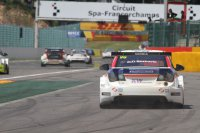 Dusan Borkovic - Campos Racing RML Chevrolet Cruze