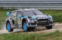 Andreas Bakkerud - Ford Focus Supercar
