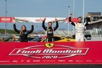 Podium Trofeo Pirelli 2020