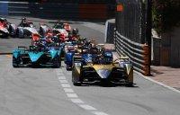 Start 2021 Formula E Monaco ePrix