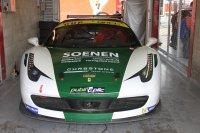 Soenen Racing Ferrari F458 Challenge