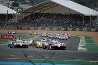 Start 24 Heures du Mans 2019