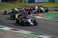 Start F2 hoofdrace Monza 2019