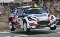 Fabien Pailler - Peugeot 208 SuperCar