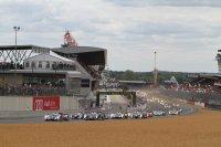 Start 24H du Mans 2012