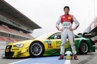 Mike Rockenfeller - Audi RS 5 DTM