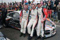 Palanga 2016: EMG Motorsport: Steve Vanbellingen, Tom Van Rompuy & Nemunas Dagilis