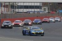 Lucas Mauron - Hella Pagid Racing - Audi R8 LMS