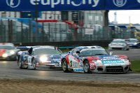 GLPK Racing - Chrysler Viper GTS-R vs. Selleslagh Racing Team - Corvette C5-R