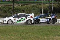 Koutny versus Van Mechelen - Rallycross Challenge Maasmechelen