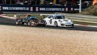 VGL Racing Saker Rapx vs. Speedlover Porsche 991 GT3 Cup