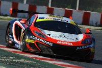 Bhai Tech Racing - McLaren MP4-12 GT3 #65