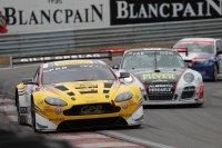 Brussels Racing - Aston Martin V12 Vantage GT3 #100