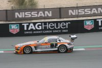 Abu Dhabi by Black Falcon 1 - Mercedes SLS AMG GT3