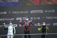 Podium 2021 Porsche Carrera Cup Benelux Spa race 2