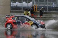 Sebastien Loeb - Peugeot 208 Supercar