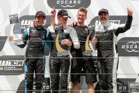 Podium WTCR Nürburgring Race 3