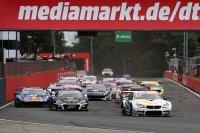 Start DTM Zolder Race 2