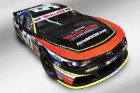 NASCAR Whelen Euro Series Chevrolet Camaro