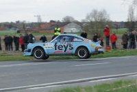 Ruben Maes: Porsche 911 - Belgian Historic Rally