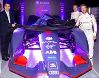 Voorstelling Envision Virgin Racing