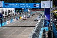 Start Santiago E-Prix 2019