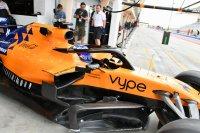 Fernando Alonso - McLaren MCL34
