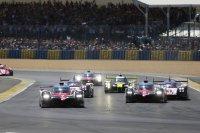 Start 24 Heures du Mans 2017