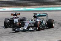 Lewis Hamilton - Mercedes W06 Hybrid