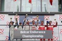 Podium Belcar Endurance Championship Spa Euro Race