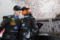 Jordan en Ricky Taylor - Wayne Taylor Racing