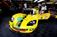 Soulet/Pastorelli - V8 Racing Corvette