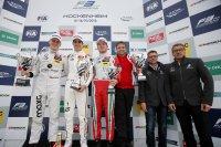 Podium race 1 Hockenheim
