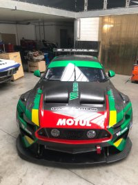 MARC 2 Mustang V8 - VR Racing by Qvick Motors