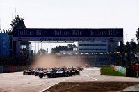 Start e.Prix Mexico City