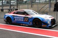 Nissan GT Academy Team RJN - Nissan GT-R Nismo GT3 #22