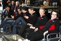 Persvoorstelling Belgian Audi Club Team WRT