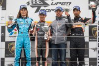 Podium race 2 Nürburgring
