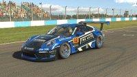 GTE Racing - Porsche 991 GT3 Cup