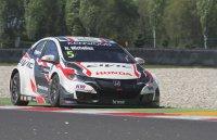 Norbert Michelisz - Honda Civic WTCC