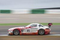 HTP Motorsport - Mercedes SLS AMG GT3 #85