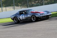 Jerry De Weerdt - Chevrolet Corvette Stingray BRASS Racing