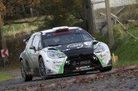 Cédric Cherain - Citroën DS 3 WRC