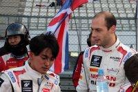 Katsumasa Chiyo en Wolfgang Reip