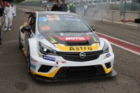 Pierre-Yves Corthals/Fred Caprasse - DG Sport Compétition Opel Astra TCR