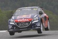 Timmy Hansen - Peugeot 208